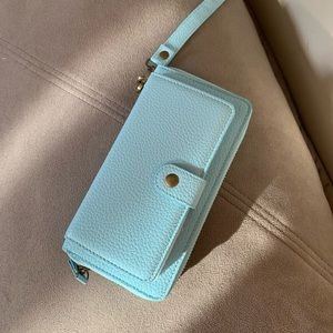 Magnetic Cell Phone Wallet